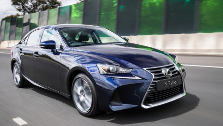 2020 Lexus IS to be topped by twin-turbo V6 flagship – rumour