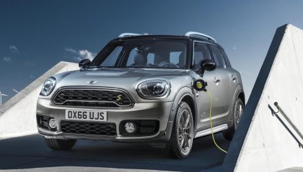 MINI Countryman S E ALL4 plug-in hybrid on sale in Australia Q2, 2019