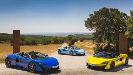 McLaren plans 18 new models by 2025, new P1 confirmed