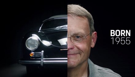 Video: Porsche celebrates 70th anniversary with its fans
