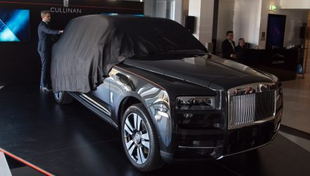 Rolls-Royce Cullinan debuts in Australia, on sale from $685,000