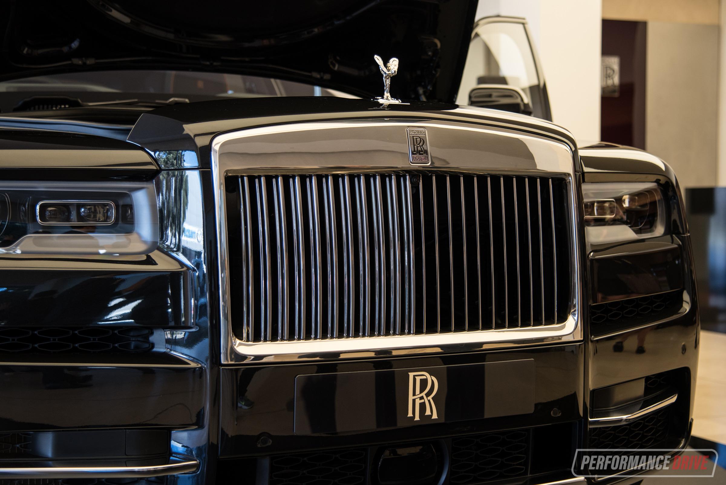 Rolls-Royce Cullinan debuts in Australia, on sale from ...