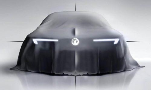 Vauxhall previews next-gen design language for mid-2020
