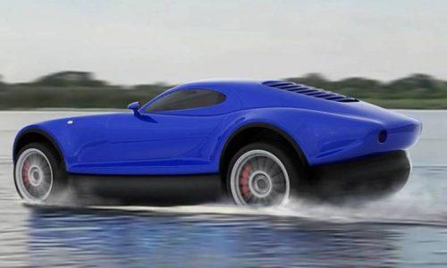 Yagalet Prototype 2.0 revealed as go-anywhere sports car