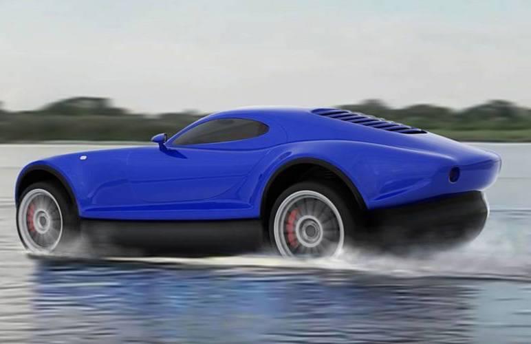 Yagalet Prototype 2 0 Revealed As Go Anywhere Sports Car