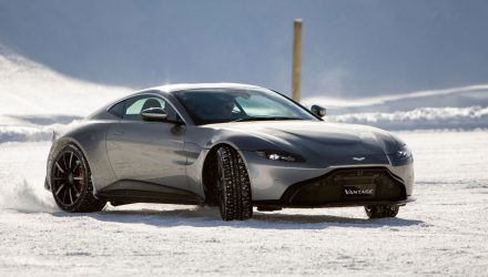New Aston Martin Vantage arrives in Australia, priced from $299,950