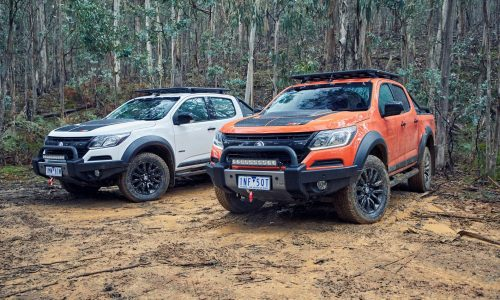 Holden Colorado Z71 Xtreme limited edition announced