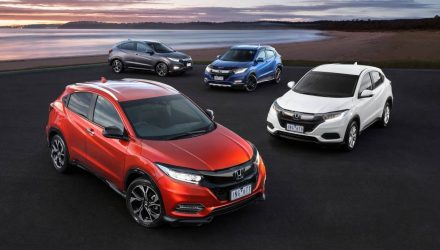2018 Honda HR-V now on sale in Australia, with RS variant