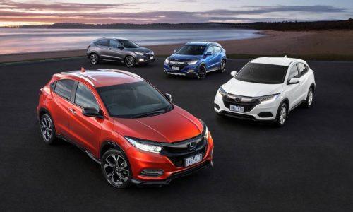 2018 Honda HR-V now on sale in Australia, with RS variant