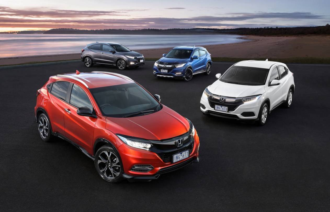 2017 Honda Lineup >> 2018 Honda HR-V now on sale in Australia, with RS variant ...