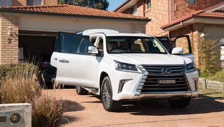 2018 Lexus LX 450d review: Sydney to Daintree – part 1 of 3