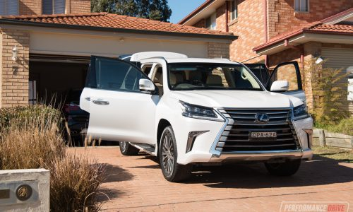 2018 Lexus LX 450d review: Sydney to Daintree –part 1 of 3