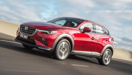 2018 Mazda CX-3 on sale in Australia, adds new 1.8 diesel