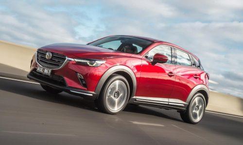 2018 Mazda CX-3 on sale in Australia, adds new 1.8 diesel