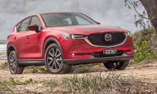 Mazda Australia announces 5-year warranty for new vehicles