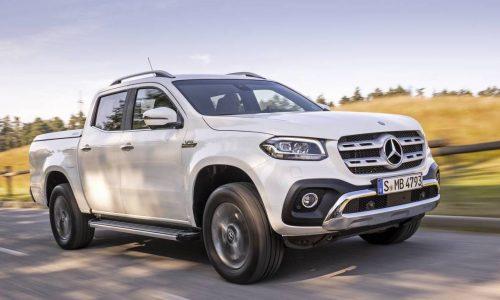 Mercedes-Benz announces $80k turbo-diesel V6 ute