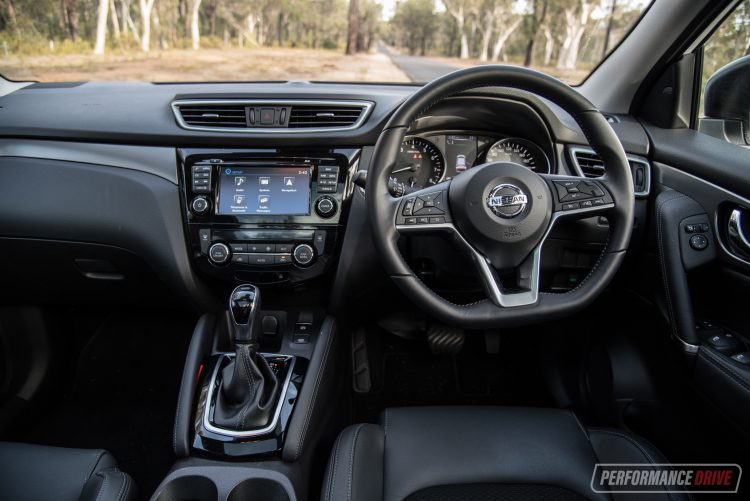 2018 Nissan Qashqai review – N-TEC & ST-L (video ...
