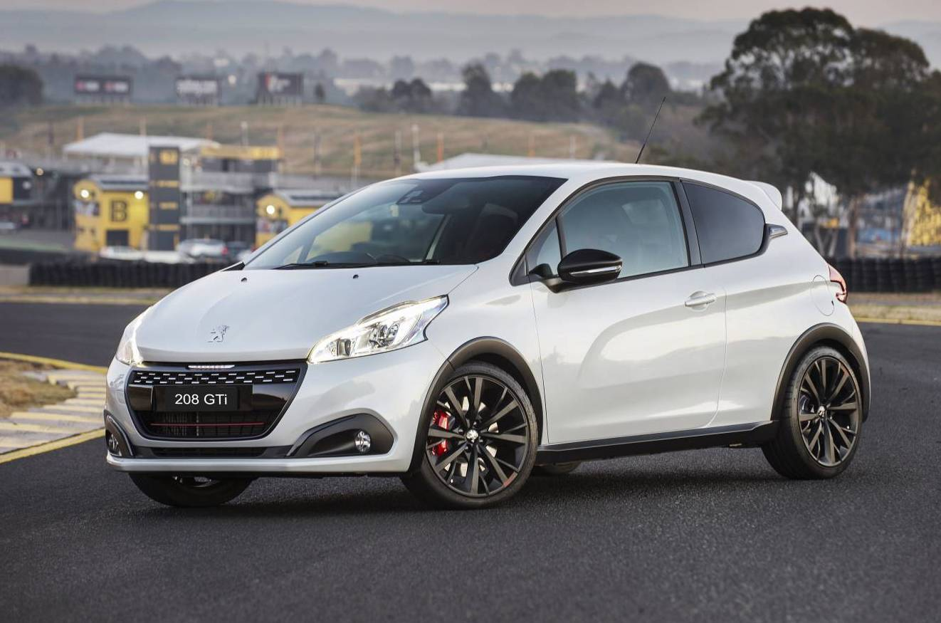 Peugeot 208 GTi Edition Definitive Now On Sale In