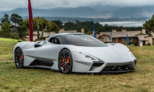 SSC Tuatara debuts in production form with 1750hp V8