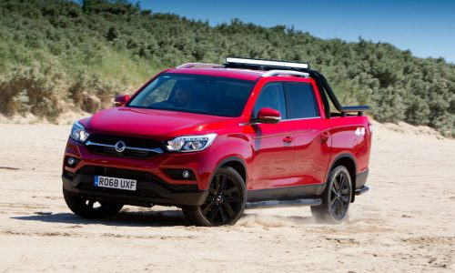 2018 SsangYong Musso on sale in Australia in November