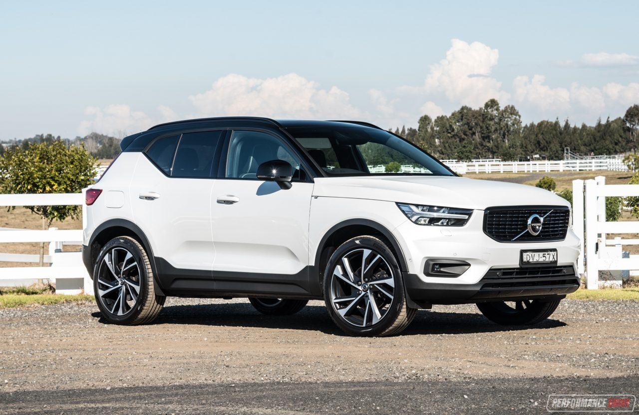 2018 Volvo XC40 T5 R-Design review (video) | PerformanceDrive
