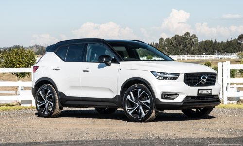 2018 Volvo XC40 T5 R-Design review (video)