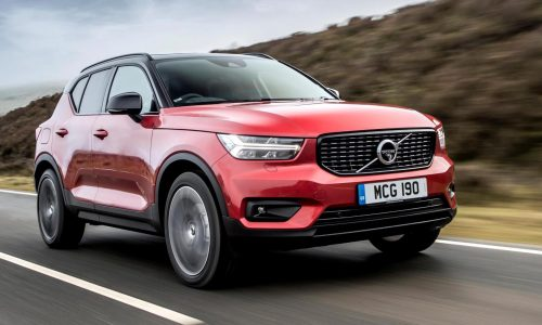 Volvo global sales jump 15% in July, record year in sight