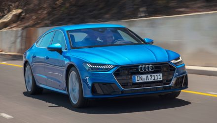 2019 Audi A7 Sportback on sale in Australia in November