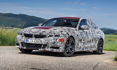 2019 BMW 3 Series 'G20'; extensive details confirmed