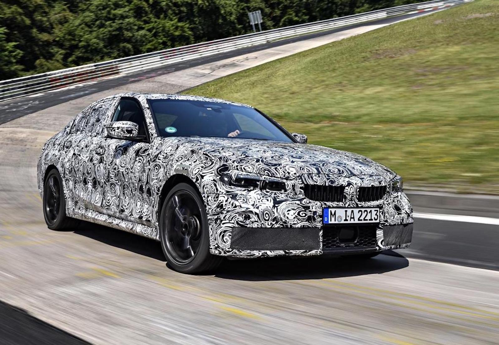 2019 bmw 3 series g20 extensive details confirmed performancedrive 2019 bmw 3 series g20 extensive