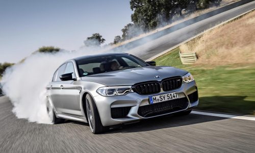 BMW M5 Competition launches, arrives in Australia in September