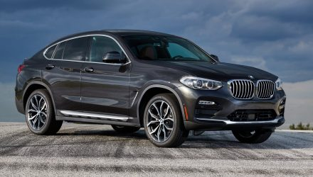 2019 BMW X4 Australian details announced, M40i confirmed