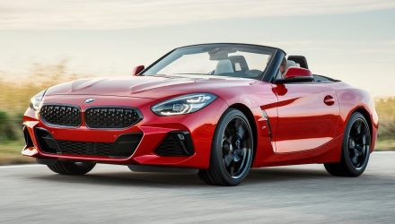 2019 BMW Z4 M40i officially revealed, looks hot