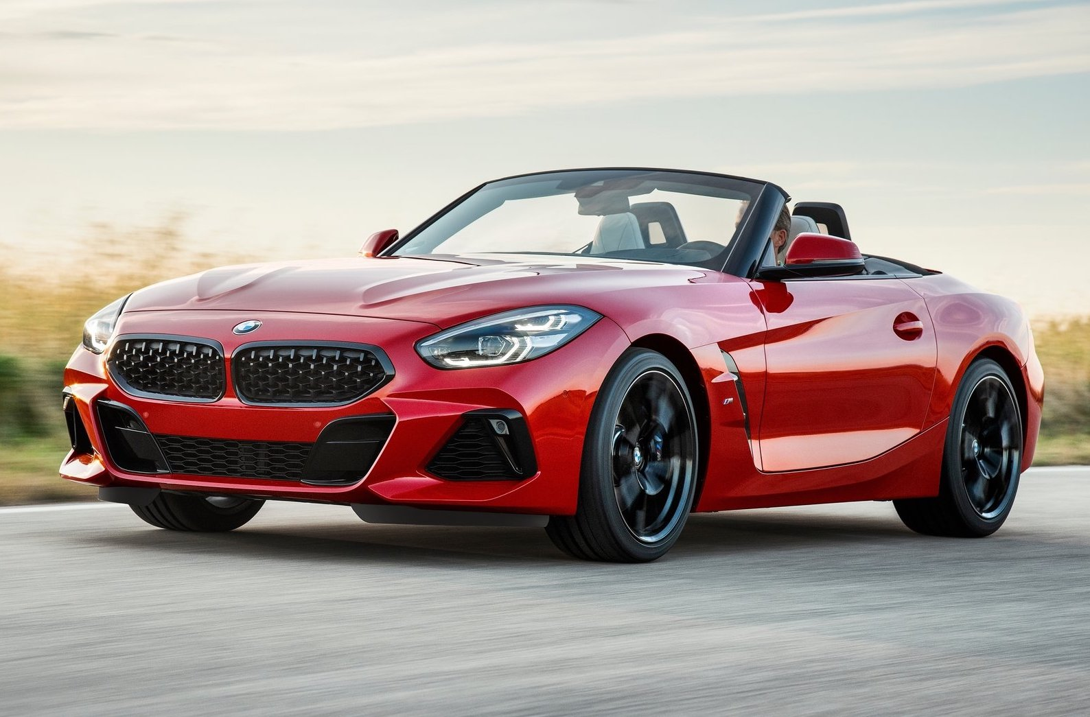 2019 Bmw Z4 M40i Officially Revealed Looks Hot