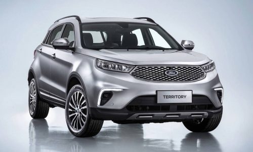 2019 Ford Territory revealed, nameplate returns