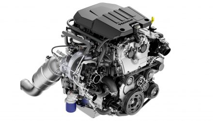 GM reveals potent new 2.7L 'Tripower' turbo 4-cylinder