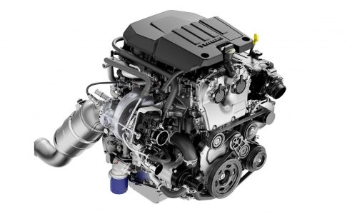 GM reveals potent new 2.7L 'Tripower' turbo 4-cylinder