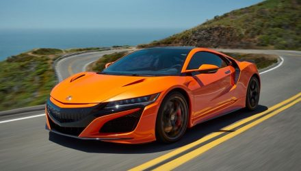 2019 Honda NSX revealed, on sale in Australia in September