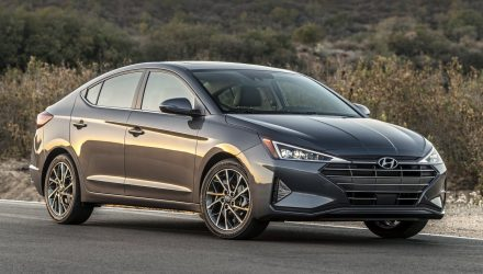 2019 Hyundai Elantra revealed in North America