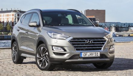 Australian 2019 Hyundai Tucson expected to get 8spd auto