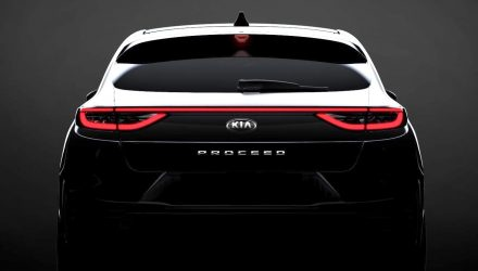 2019 Kia ProCeed previewed, inspired by stunning concept