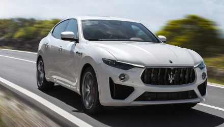 Maserati Levante GTS flagship confirmed for Australia