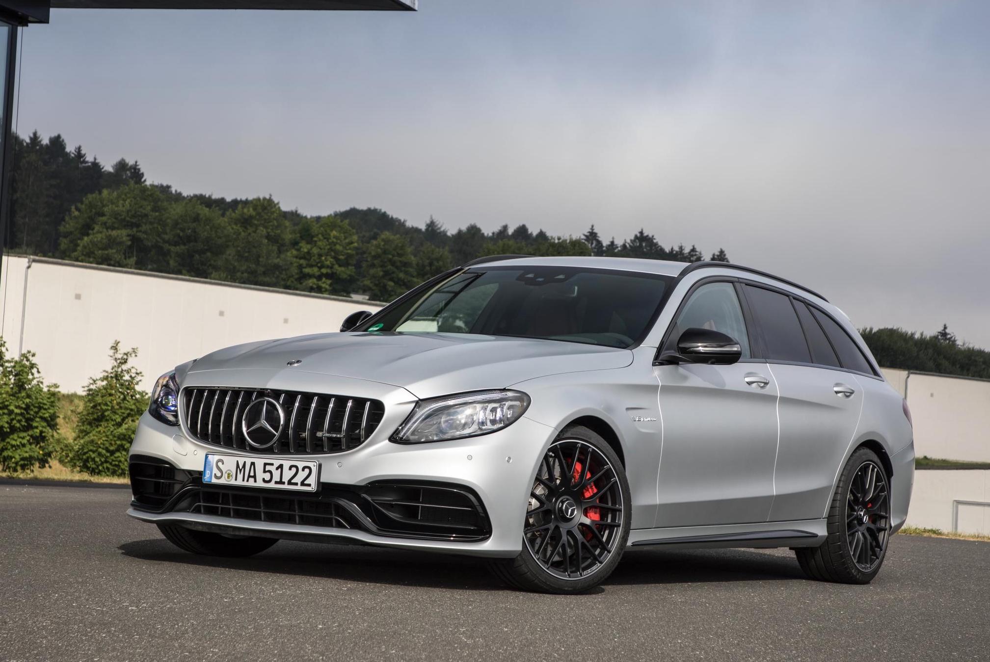 2019 Mercedes Benz C Class Update Now On Sale In Australia