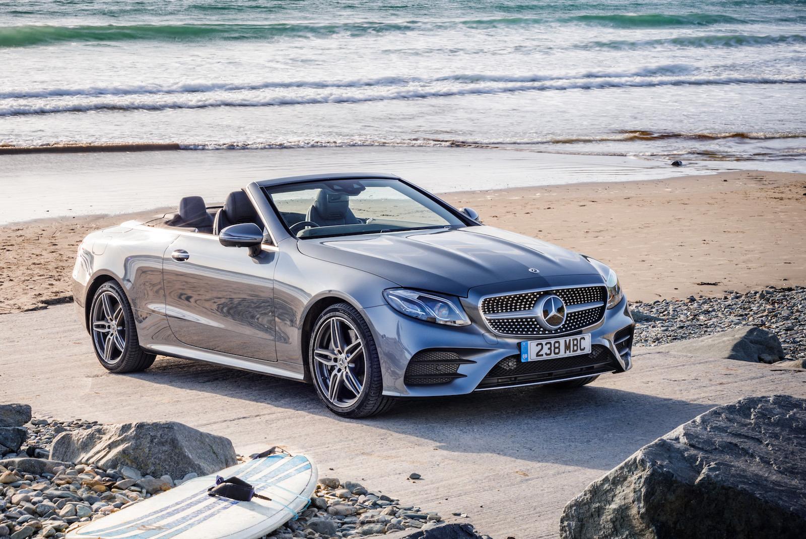 Mercedes-Benz E-Class updates debut 'EQ Boost' 48V technology