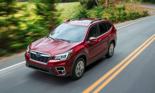 2019 Subaru Forester Australian lineup details revealed