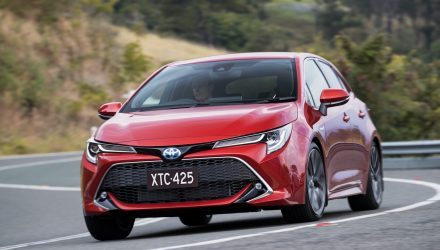 2019 Toyota Corolla now on sale in Australia from $22,870