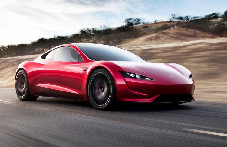 2020 Tesla Roadster 2