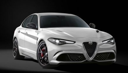 Alfa Romeo Giulia QV Carbonio Edition announced for Australia