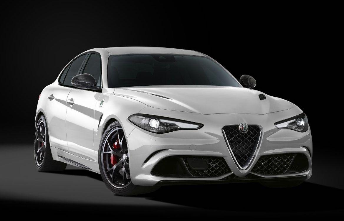 Alfa Romeo Giulia Qv Carbonio Edition Announced For Australia