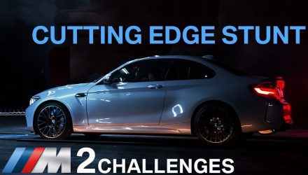 BMW M2 Competition breaks another unusual record (video)